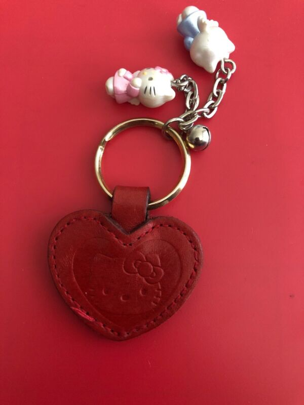hello kitty sanrio keychain