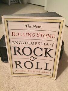 New Rolling Stone Encyclopedia Of Rock & Roll