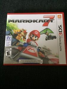 Mariokart 7 for Nintendo 3DS