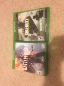 Xbox one games need sold!