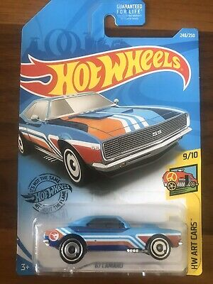 2019 Hot Wheels 67 Camaro (Treasure Hunt)