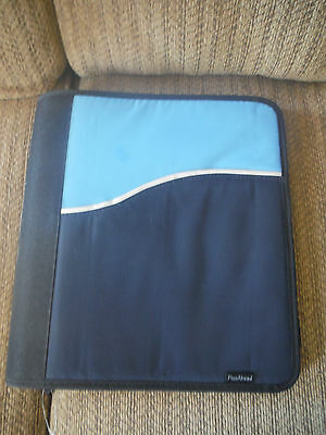 New Planahead 3 Ring 1 12 Binder - Accessory Pockets
