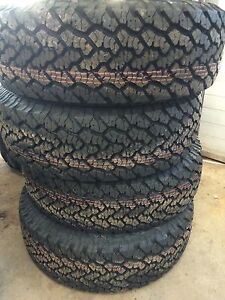 LT 265/70R17  General Grabber AT2