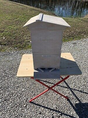 Bee Hive Complete Honey Flow System Six Frame