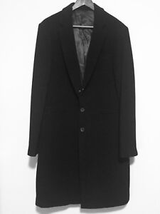 Brand New Zara Men's Cashmere Wool Coat XL ($300 tags attached)