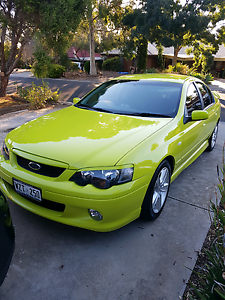 BA XR6 TURBO 105000kms Elizabeth Downs Playford Area Preview
