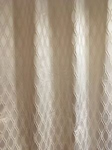 Urban Barn Curtain Panel x 4