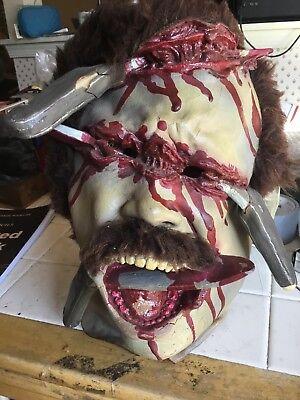 Vtg '70's-'80's Halloween Mask](70's Halloween Masks)