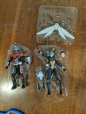 Marvel Legends Ant Man and & the Wasp Figure Lot Cull Obsidian BAF Wave loose