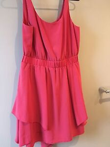 BCBGeneration coral dress size S