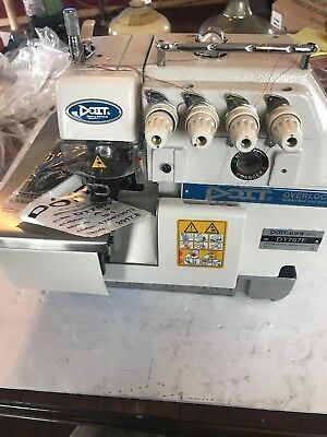 Doit Overlock Industrial Sewing Machine Dt757f Commercial Lockstitch