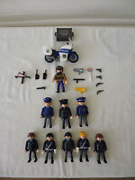 Playmobil Police Figures Small Bundle With Accessories - playmobil - ebay.co.uk