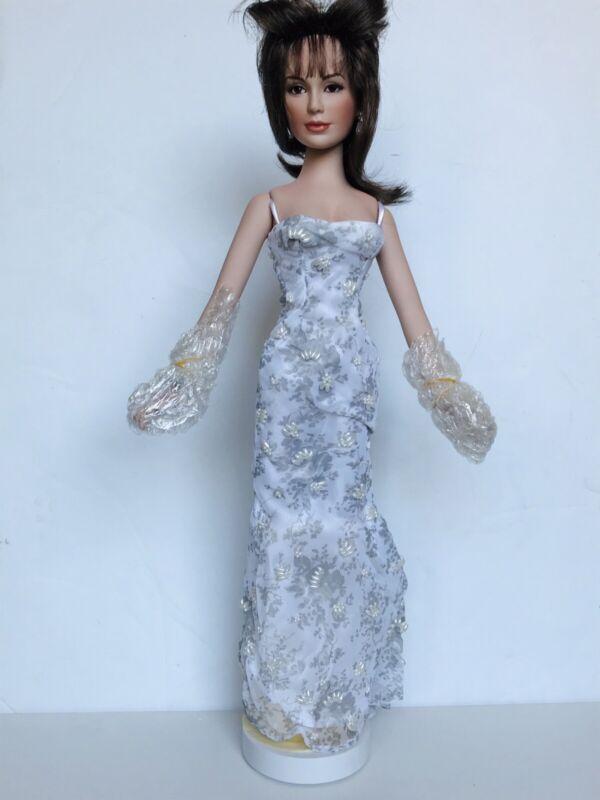 """Susan Lucci """"A Drean Come True"""" L.E. Porcelain Doll #1735"""