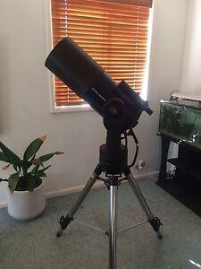 "Meade LX90 EMC 8"" Telescope with Auto Star Bar Beach Newcastle Area Preview"