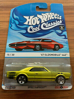 Hot Wheels #240 250 OLDS 442 W-30 Art Cars 5// 10 VHTF DONK Oldsmobile Cutlass