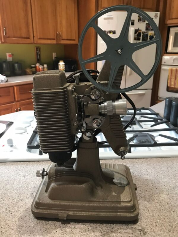 8mm Revere Film Movie Projector