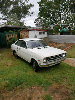 Datsun 1200 coupe the ultimate survivor untouched unmolested  Sydney City Inner Sydney Preview