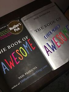 The book of awesome (1 and 2)