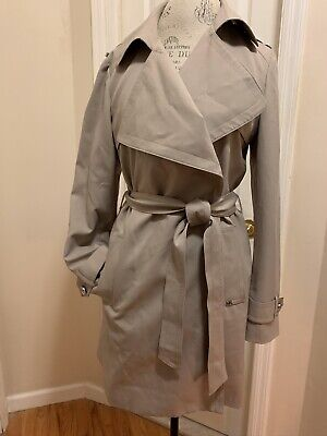MICHAEL KORS*Khaki Trench Coat*Excellent Condition*Priced To Sell