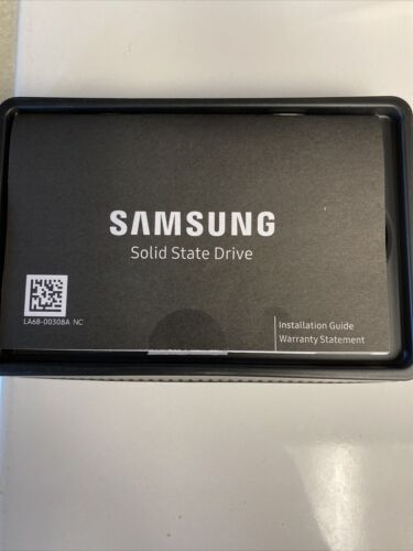 Samsung 860 EVO MZ-76E500E 500 GB SSD - 2.5 Internal - SATA SATA/600 OPEN BOX - $49.99