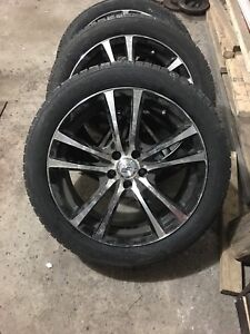 Mags bad boy superspeed 17x7 bolts pattern 5x100
