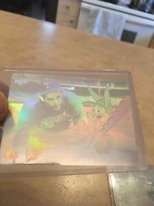 Comic ball cards loony tune MLB hologram Edmonton Edmonton Area image 6