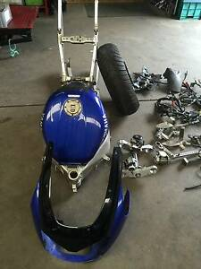 YAMAHA YZF 1000 R 1998 PARTS St Agnes Tea Tree Gully Area Preview