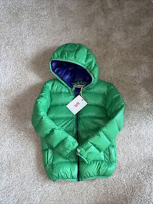 Imps & Elfs Puff,packable Hooded Jacket Size 8