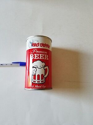 Price Chopper  12 Ounce Pull Tab Beer Can   Forrest Brewing
