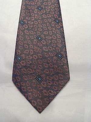 FLYING EAGLE VINTAGE MENS TIE 1950'S 1960'S 1970'S FASHION FUN 58 X 3.25