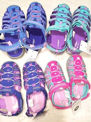 - Cat & Jack Girls' Camp Hiking Sandals Shoes New with tags