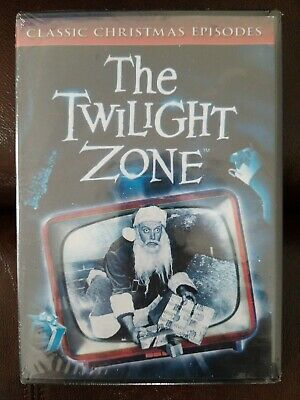 The Twilight Zone: Classic Christmas Episodes [New DVD] ()
