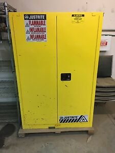 Industrial Fire Proof Cabinet