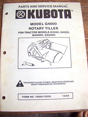 Tractor Rotary Tiller | Owner's Guide to Business and Industrial