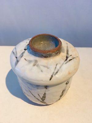 Japanese Antique Dish Bowl Lid Home Decoration Collectibles Vintage Ceramics
