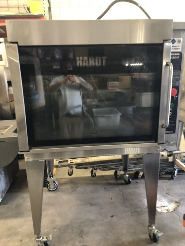 HARDT INFERNO 3500 Rotisserie Oven