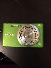 Sony 16megapixel digital camera w/ 8gb memory card Balaclava Port Phillip Preview