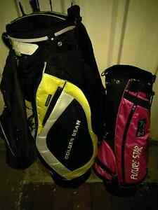 His n Hers (daughter) Golf Bags, bonus 100 golf balls Lockridge Swan Area Preview