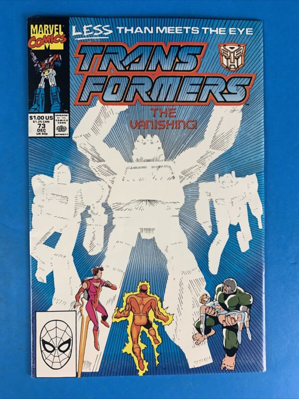 Transformers #73 NM scarce issue🔥🔥🔥
