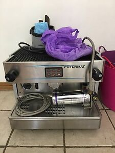 Futurmat Professional Barista Espresso Machine North Bondi Eastern Suburbs Preview