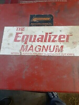 windshield removal tool equalizer