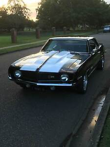 CAMARO CHEV 1969 Z28 BIG BLOCK AUTO Brisbane City Brisbane North West Preview