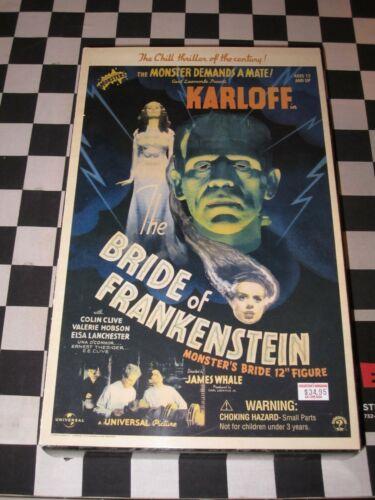 "SIDESHOW UNIVERSAL  BRIDE OF FRANKENSTEIN MONSTERS BRIDE 12"" FIGURE"