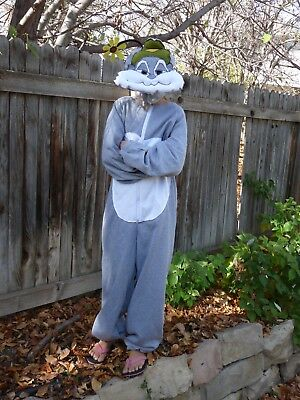 Kids Squirrel Costume Halloween Animaniacs Slappy Skippy Warner Brothers Buster - Animaniacs Costume