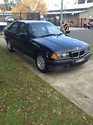 Bmw e36 318i sedan Helensburgh Wollongong Area Preview