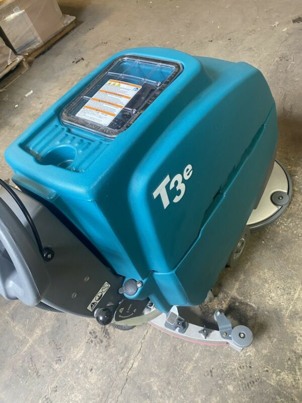 """Tennant T3 17"""" Disk Floor Scrubber Mint Condition"""