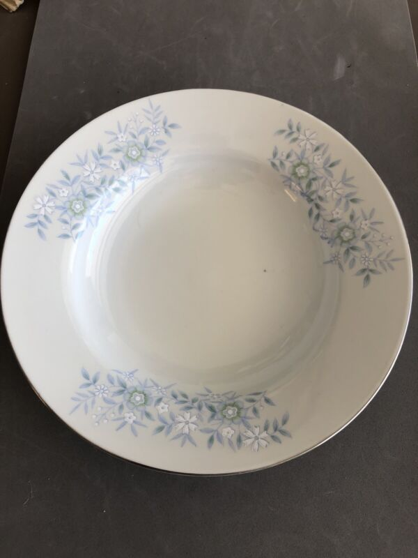 Continental Airlines floral Pattern Bowl