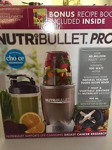 NutriBullet Pro Juice Extractor Good Condition In Original Box Southern River Gosnells Area Preview