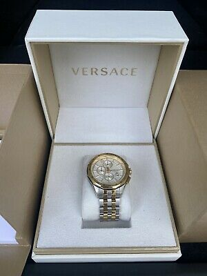 Versace Mens Chronograph Watch