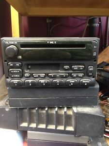 Ford am/fm/cd/cassette deck